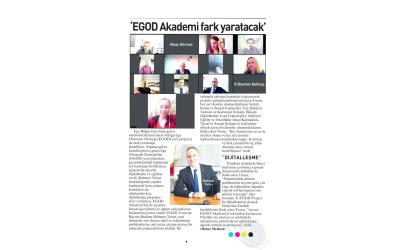 Ege Telgraf Gazetesi 20.04.2021