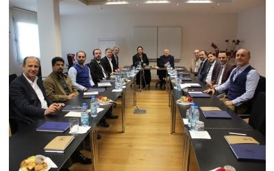 17 02 2016 - Aile Firmalarında 3.Kuşağa Geçiş Toplantısı - Yaşar Üni.