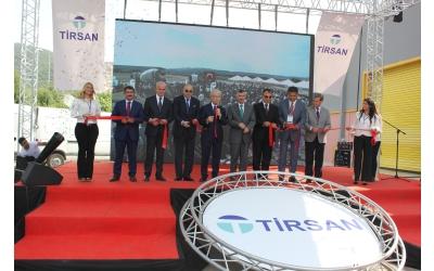 Tirsan Ar&Ge Merkezi Açılışı ve Fabrika Temel Atma Töreni Ziyaretimiz