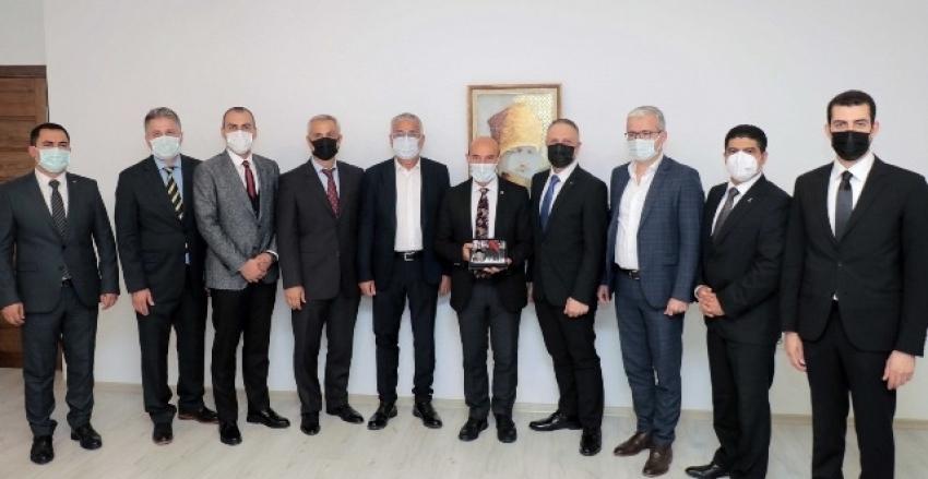 EGOD ile İzmir Büyükşehir Belediyesi İşbirliği