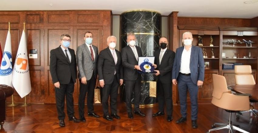 İzmir Ticaret Odası Ziyaretimiz